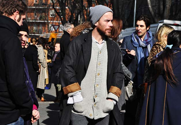 Street Style X Milan Fashion Week