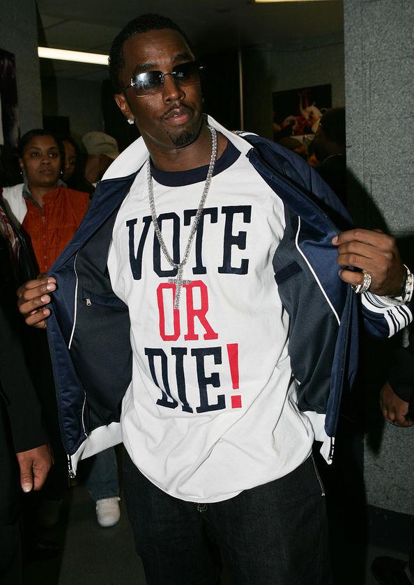 Vote or Die Shirt Vote or Die